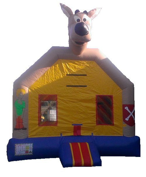 Bowser Dog Bounce House Rental Denver