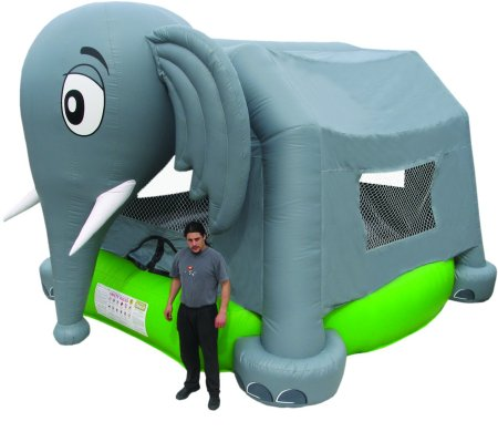 Elephant Bounce House Rental Denver
