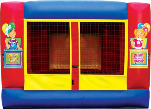 Indoor Jump In The Box Toddler Bounce House Rental Denver