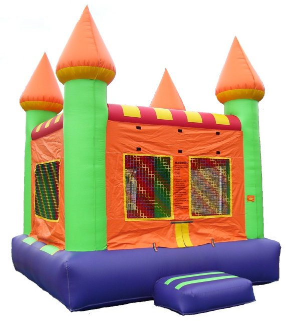 Jester Jumping Castle Rental Denver