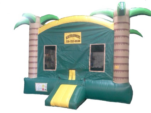 Jungle Bounce House Rental Denver