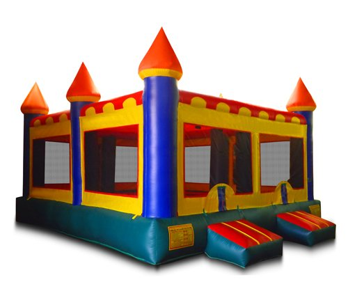 Mega Manor Jumping Castle Rental Denver