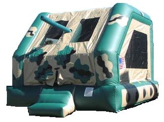 The Tank Bounce House Rental Denver