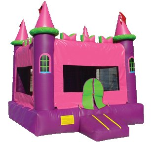 Princess Jumping Castle Rental Denver
