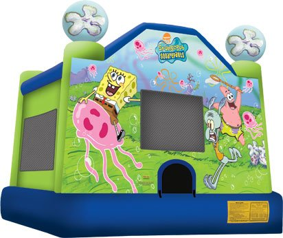 Sponge Bob Bounce House Rental Denver