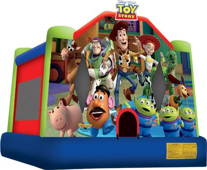 Toy Story Bounce House Rental Denver