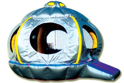 The UFO Bounce House Rental Denver