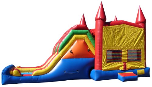 Colossal Castle Bouncer Slide Combo Rental Denver