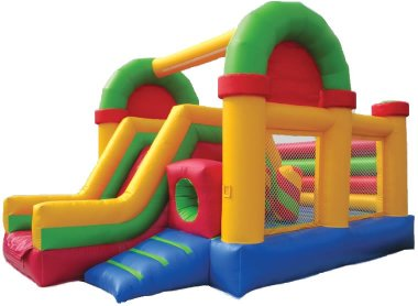 Crawl Space Bouncer & Slide Combo Rental Denver