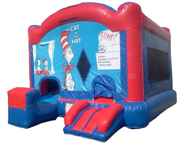 Thing Or Two Bouncer & Slide Combo Rental Denver