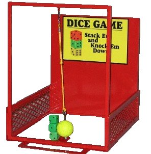 3 of a Kind Carnival Game Rental Denver