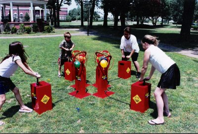 Boom Blasters Carnival Game Rental Denver