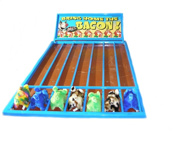 Bring Home The Bacon Carnival Game Rental Denver