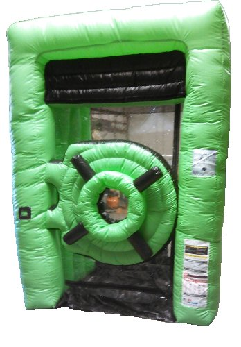 Inflatable Cash Cube Carnival Game Rental Denver