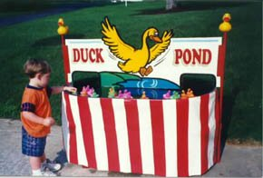 Duck Pond Carnival Game Rental Denver