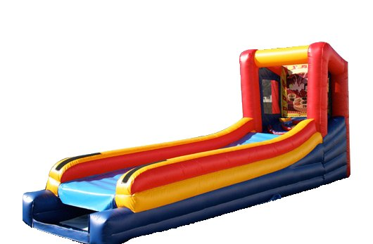 Inflatable Skee-Ball Carnival Game Rental Denver