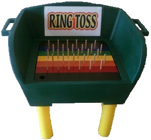 Ring Toss Carnival Game Rental Denver