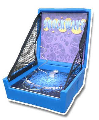 Shockwave Carnival Game Rental Denver
