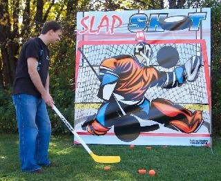 Slap Shot Hockey Carnival Game Rental Denver