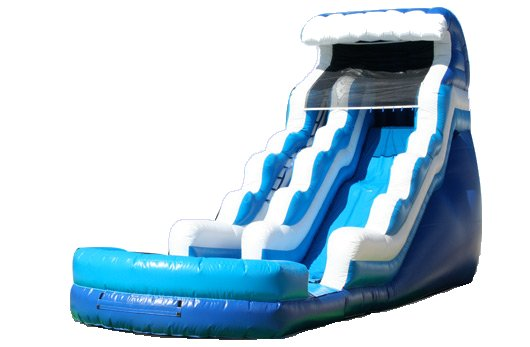 Tsunami Wet / Dry Slide Rental Denver