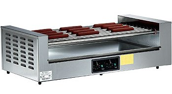 Hot Dog Roller Concession Machine Rental Denver