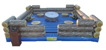 Redneck Games Ripsaw Attachment Interactive Game Rental Denver