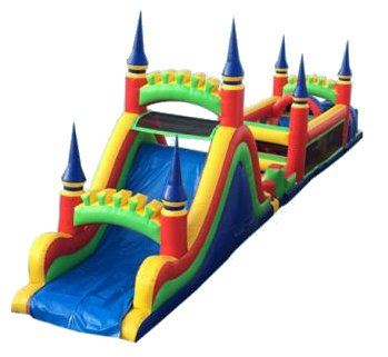 Chaotic Kingdom Obstacle Course Rental Denver