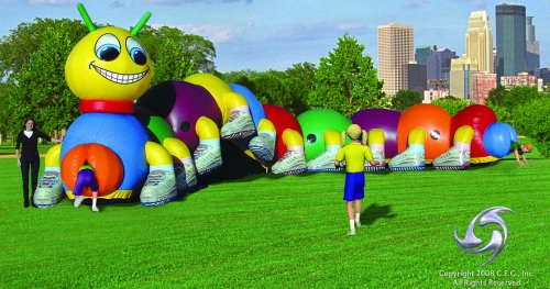 Kiddiepillar Obstacle Course Rental Denver