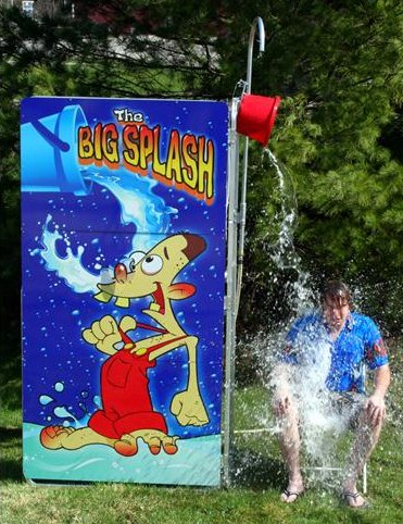 Big Splash Water Game Rental Denver