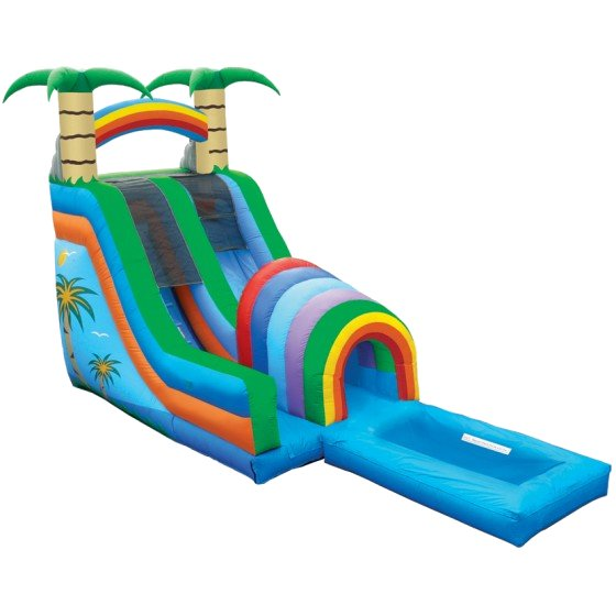 Funnel Tunnel Water Slide Rental Denver