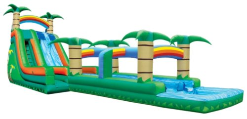 Island Falls Water Slide And Slip-N-Slide Rental Denver