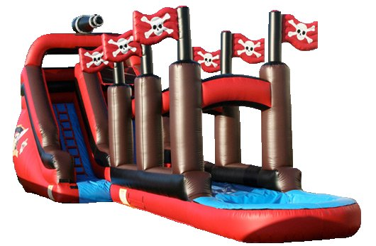 Cannonball Scallywag Pirate Water Slide Rental Denver