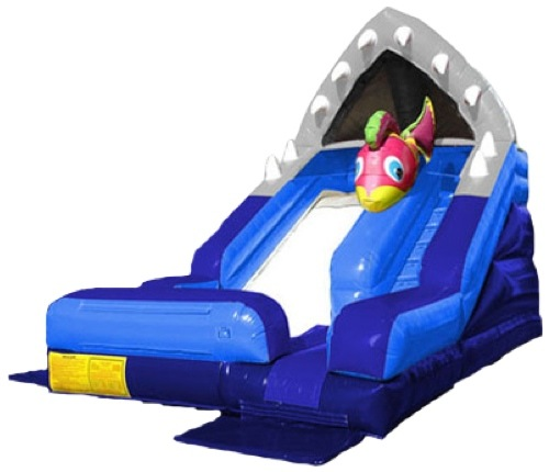 Shark Escape Wet / Dry Slide Rental Denver