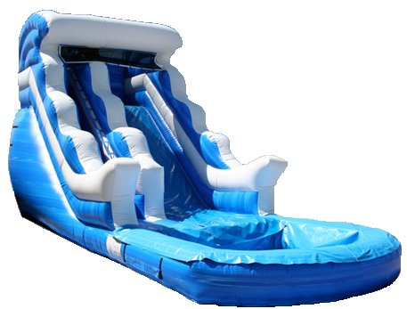 Surf Smash Water Slide Rental Denver