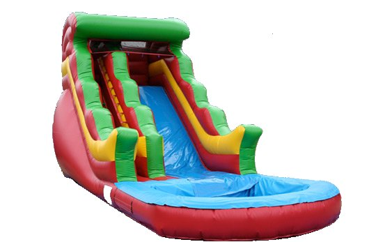 Tidal Rush Water Slide Rental Denver