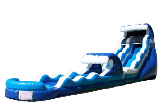 Tsunami Water Slide And Slip-N-Slide Rental Denver