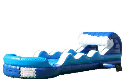 Tsunami Slip-N-Dip Pirate Water Slide Rental Denver