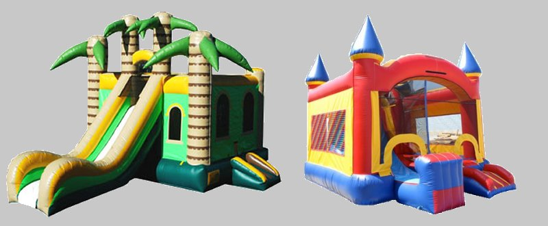 Bouncer Slide Combo Rental Denver