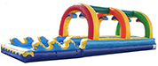 Cruisin' Coast Slip-N-Dip Water Slide Rental Denver